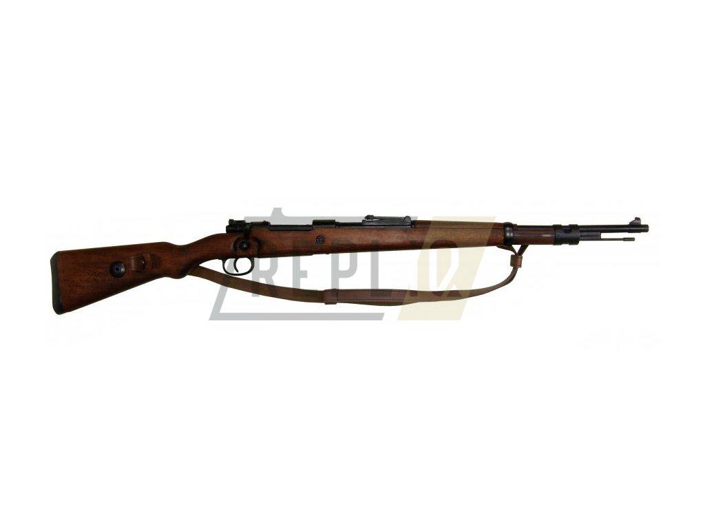 Karabina Mauser 98K s páskem