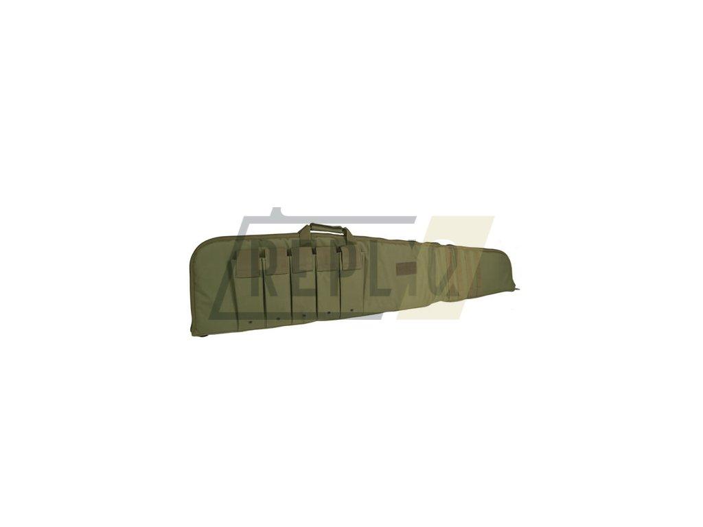 Taška na pušku MODULAR s popruhem 100 cm ZELENÁ