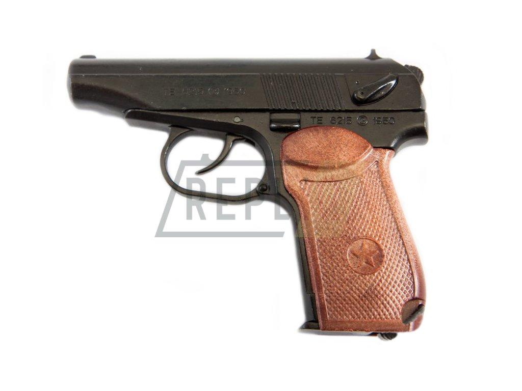 Pistole PM Makarov 9 mm - Rusko 1951