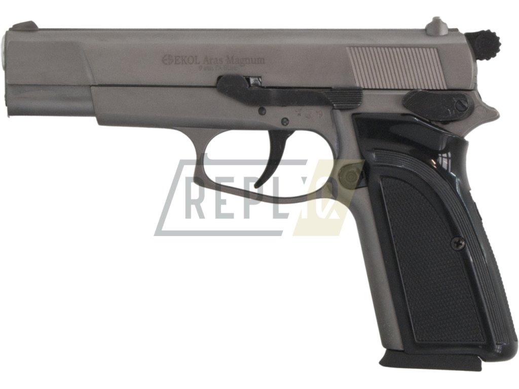 Plynová pistole Ekol Aras Magnum titan cal.9mm