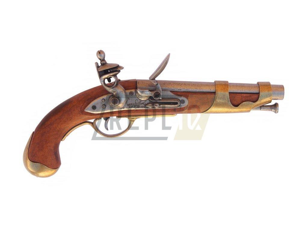 Pistole francouzské kavalérie