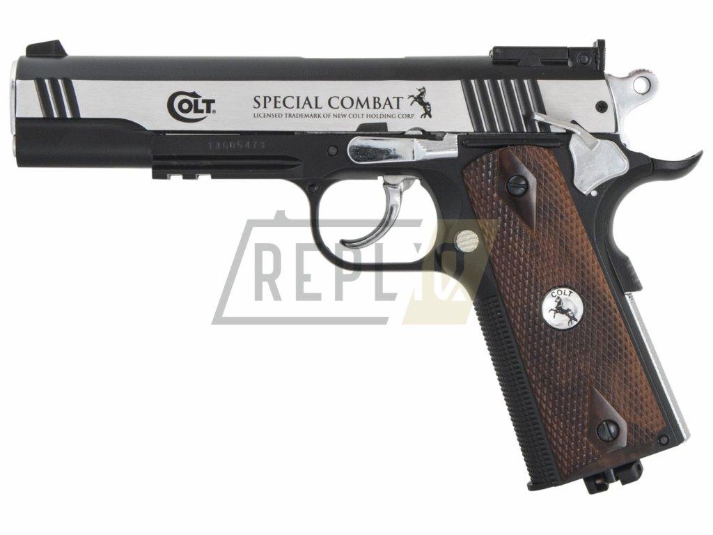 Vzduchová pistole Umarex Colt Special Combat Classic 4,5mm