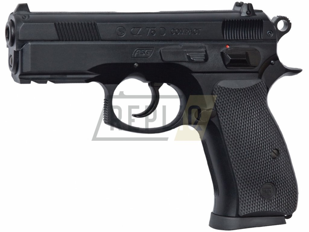 Vzduchová pistole ASG CZ-75 D compact