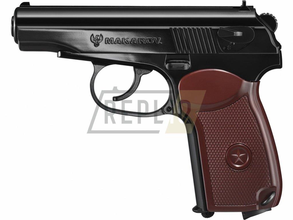 Vzduchová pistole Umarex Makarov 4,5mm