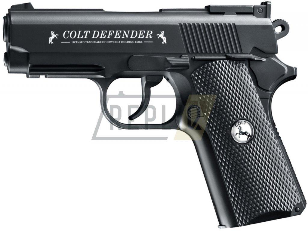 Vzduchová pistole Umarex Colt Defender 4,5mm