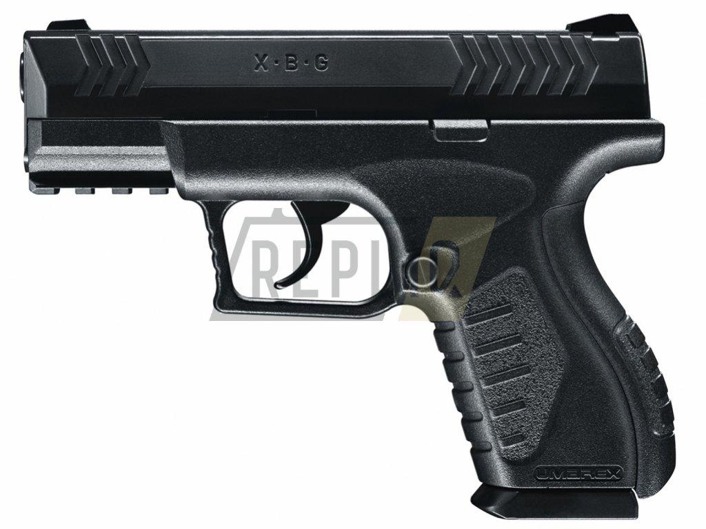 Vzduchová pistole Umarex XBG 4,5mm