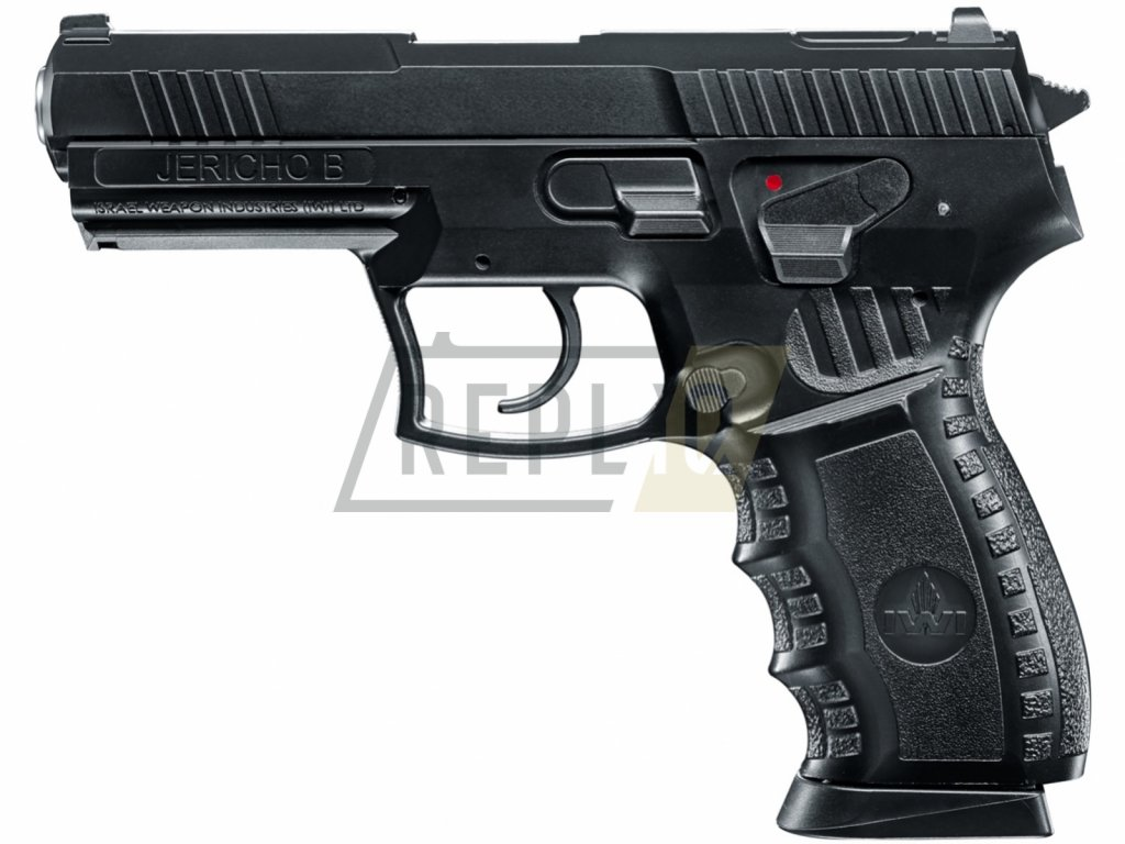 Vzduchová pistole Umarex IWI Jericho B 4,5mm