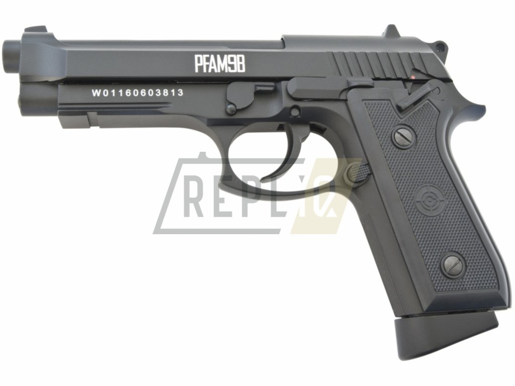 Vzduchová pistole Crosman PFAM9B Full Auto 4,5mm