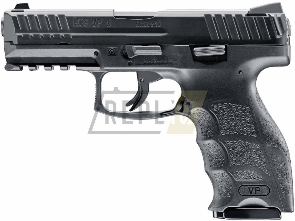 Vzduchová pistole Umarex Heckler&Koch VP9 BlowBack 4,5mm