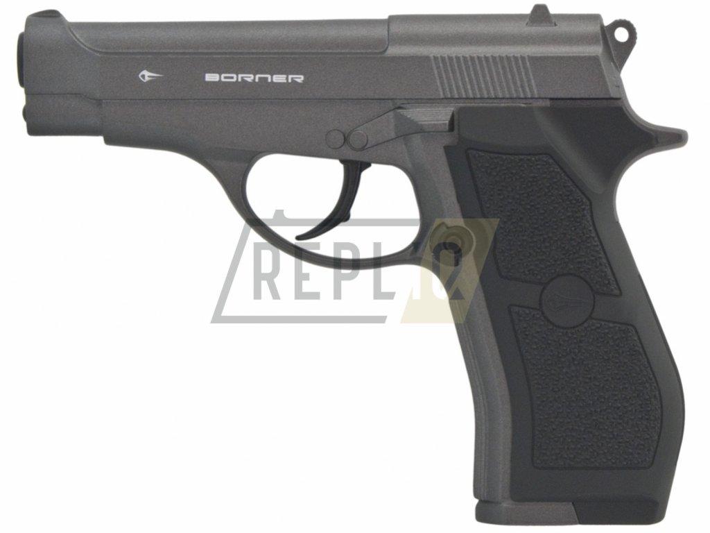 Vzduchová pistole Borner M84