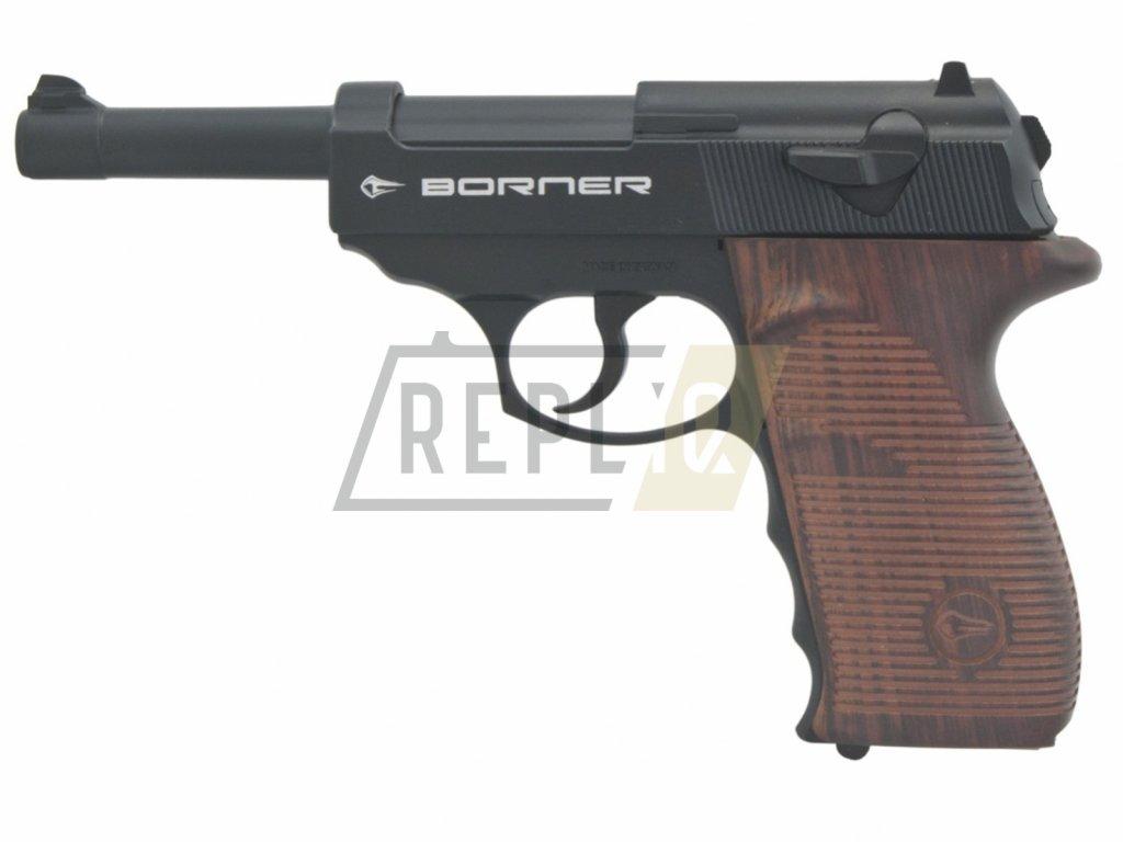Vzduchová pistole Borner C41