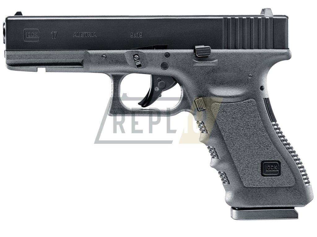 Vzduchová pistole Umarex Glock Blowback 17 4,5mm
