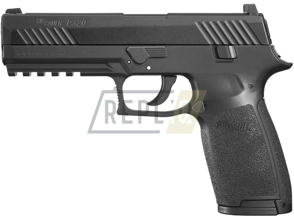 Vzduchová pistole Sig Sauer P320 4,5mm