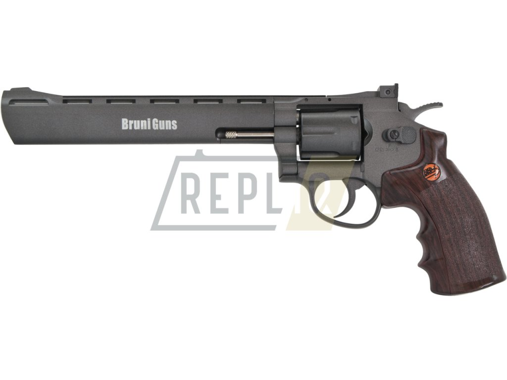Vzduchový revolver Bruni Super Sport 703 černý