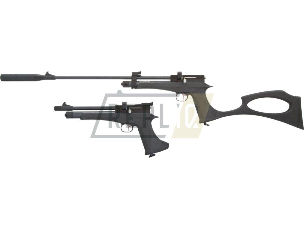 Vzduchová pistole SPA CP2 4,5mm