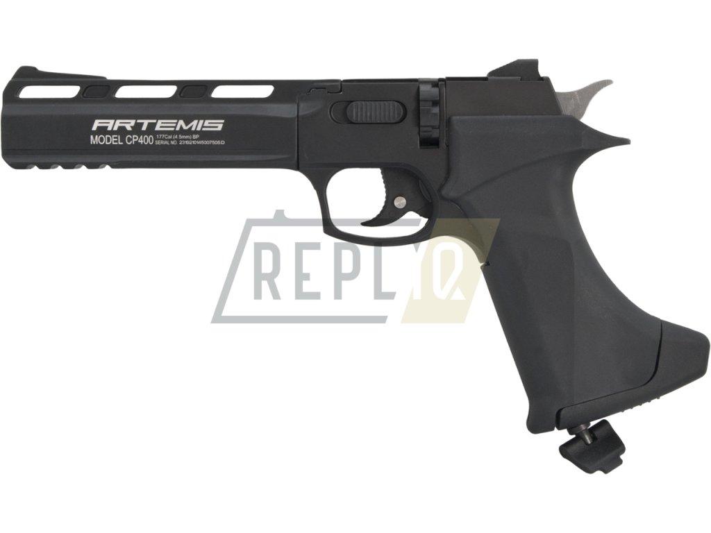 Vzduchová pistole SPA CP400 4,5mm