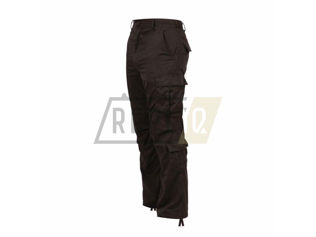 Kalhoty VINTAGE PARATROOPER HNĚDÉ