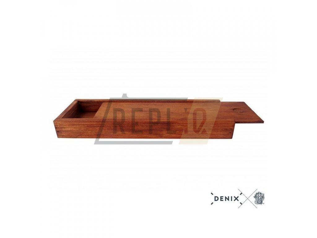 dreveny box