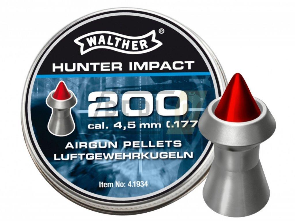 Diabolo Walther Hunter Impact 200ks cal. 4,5mm