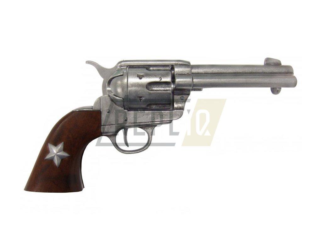 Revolver Peacemaker ráže 45 - USA 1873