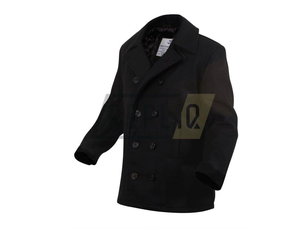 Kabát US NAVY ULTRA FORCE ČERNÝ