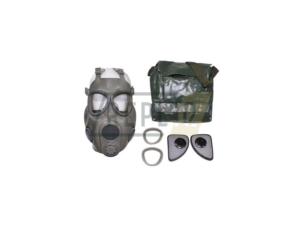 Maska plynová AČR typ M10 + brašna
