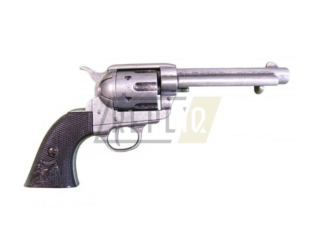 Revolver ráže 45, USA 1873, 5 1/2' (šedý)  + Voucher na další nákup