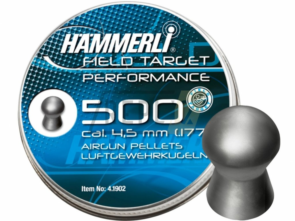 Diabolo Hammerli FT 500ks cal.4,5mm