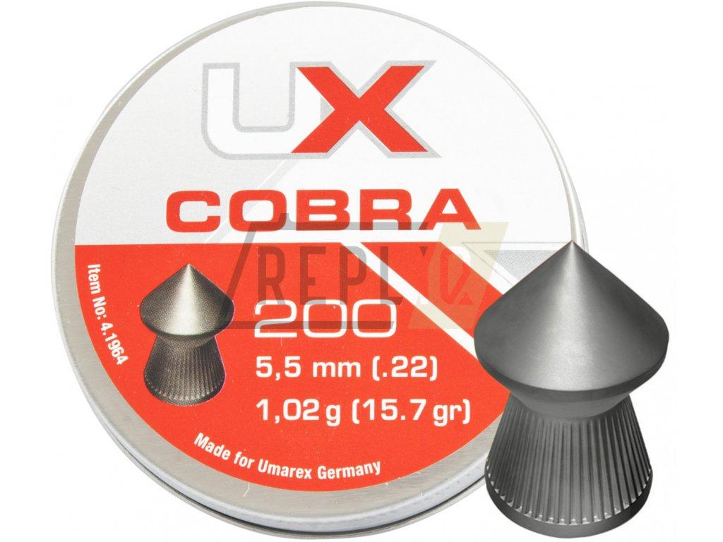 Diabolo Umarex Cobra 200ks cal.5,5mm