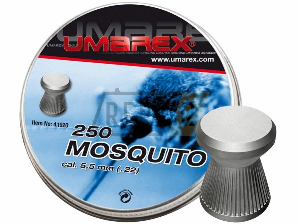 Diabolo Umarex Mosquito 250ks cal. 5,5mm