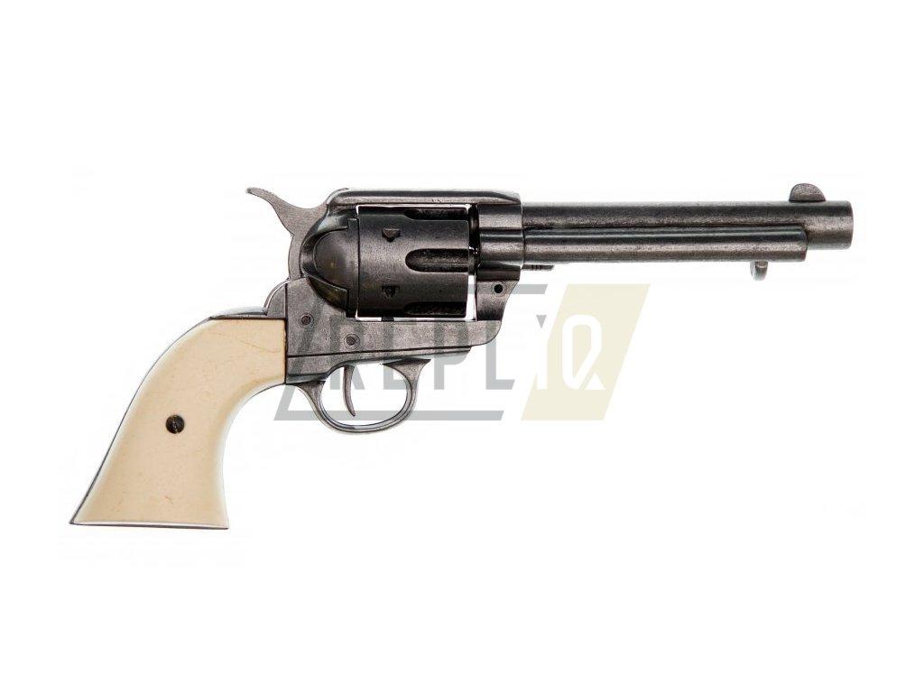 "Revolver cal.45 PEACEMAKER 5½"", USA 1873 (šedý)"