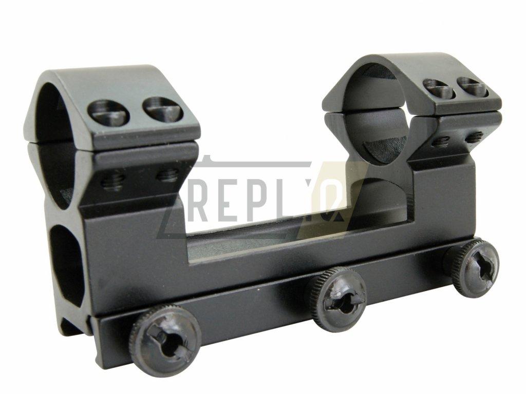 Montáž jednodílná 22mm / 25,4mm vysoká podhledová Raven