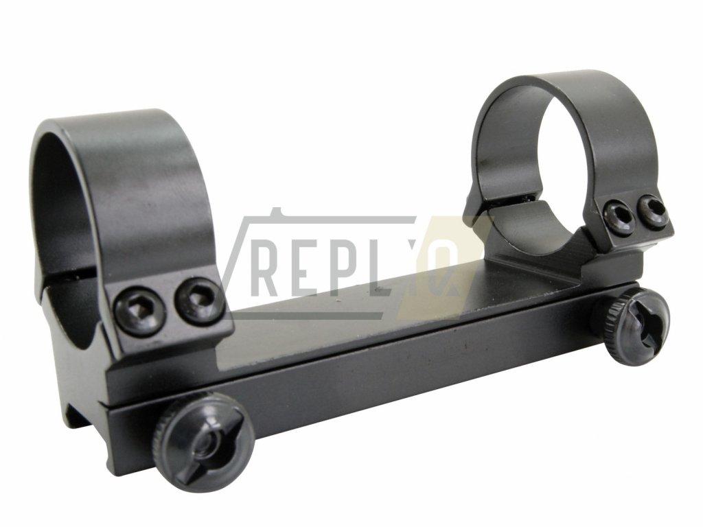 Montáž jednodílná 22mm / 30mm nízká Raven