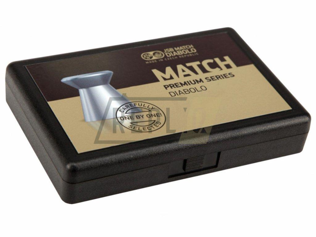 Diabolo JSB Premium Match Middle 4,52mm 200ks