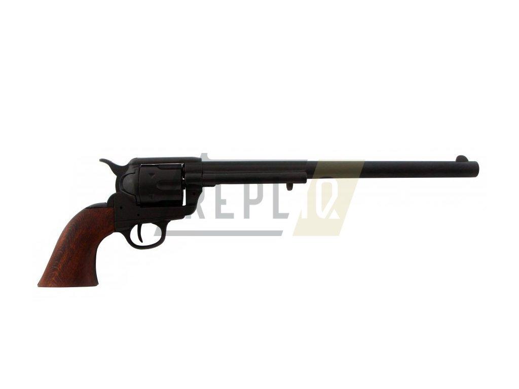 """Revolver cal.45 PEACEMAKER 12"""", USA 1873 (černý)"""