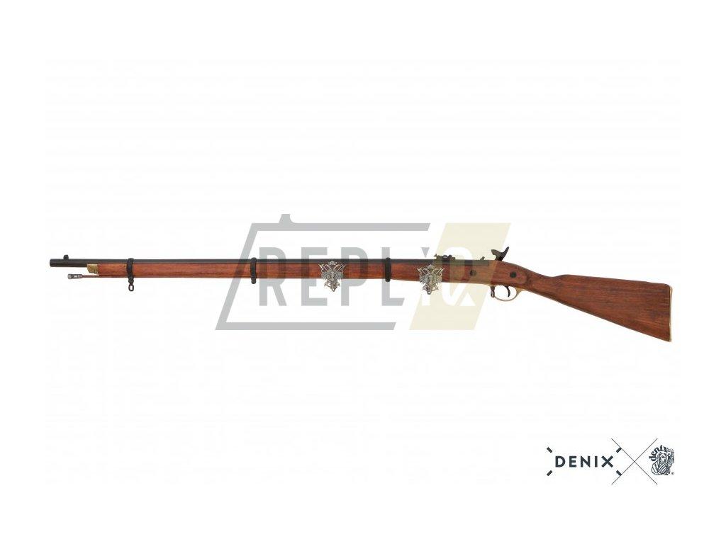 denix enfield pattern 1853 rifle musket england 1853