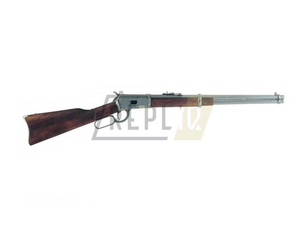 Puška Winchester mod.92 - USA 1892 (šedá)