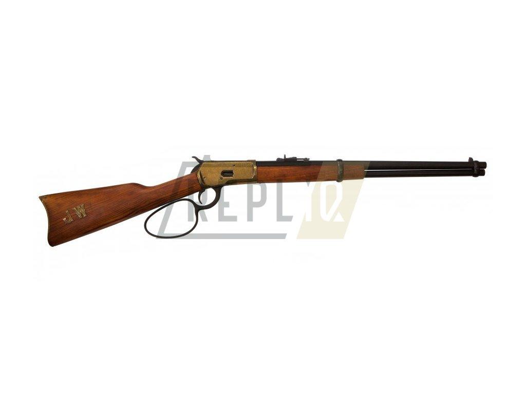 Puška Winchester mod.92 - USA 1892 (kovbojská verze)