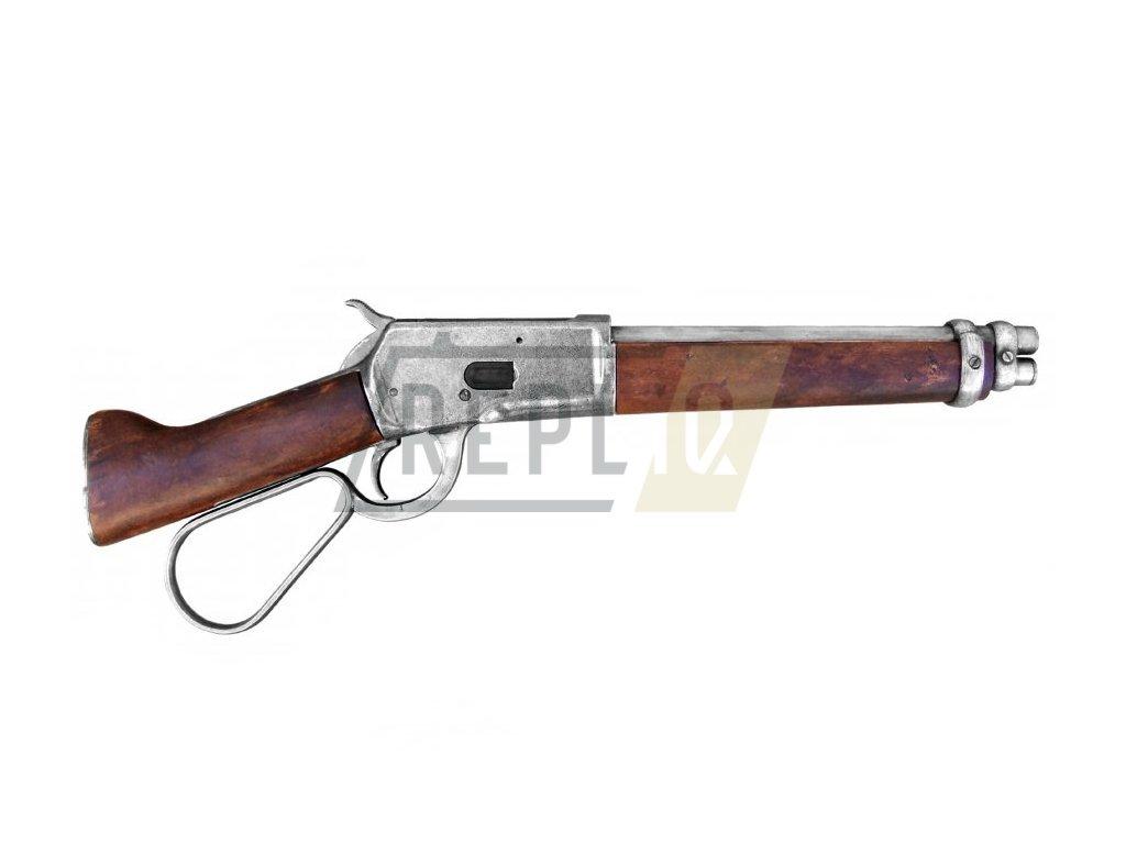 Puška Winchester Randall/Mare´s Leg - USA 1892