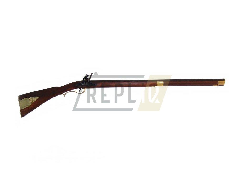 Karabina Kentucká (Long Rifle) - USA 19.stol