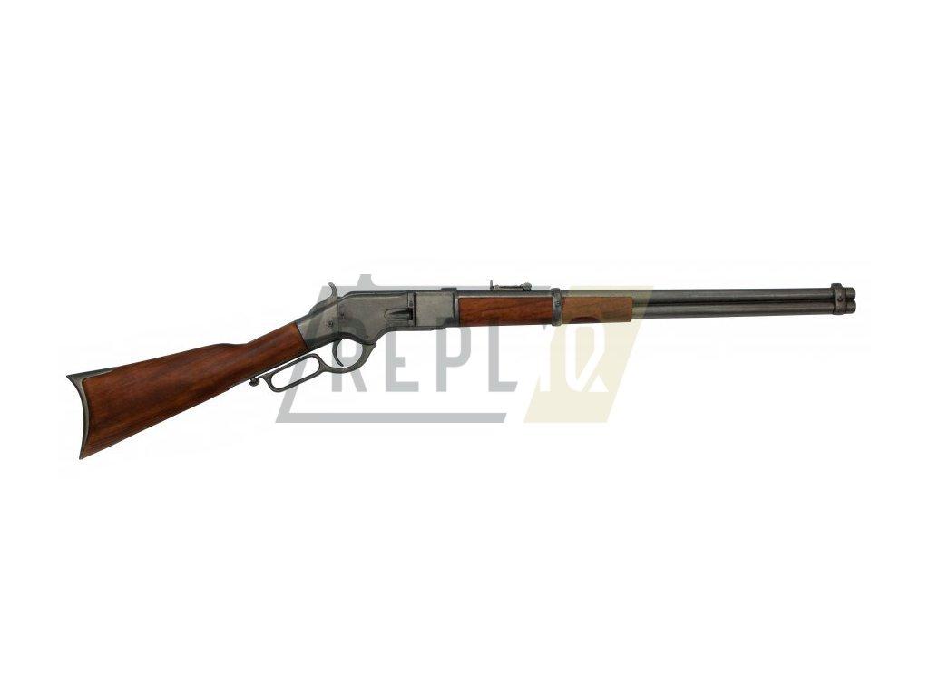 Puška Winchester mod.66 - USA 1866 (šedá)