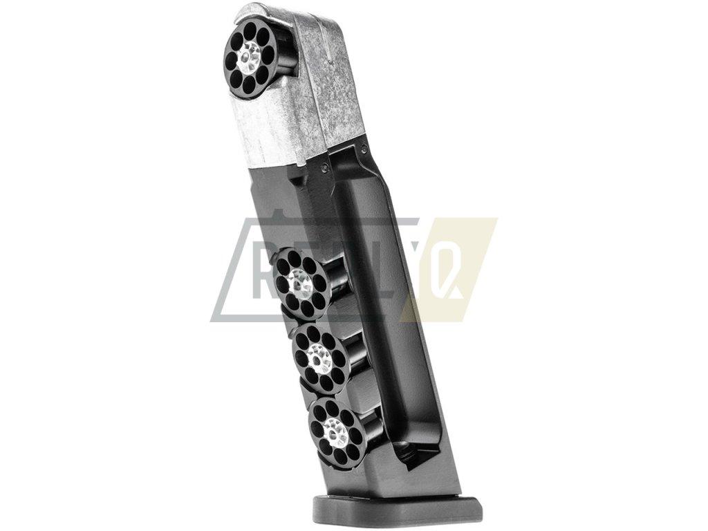 Zásobník Glock 17 BlowBack BB/Diabolo CO2