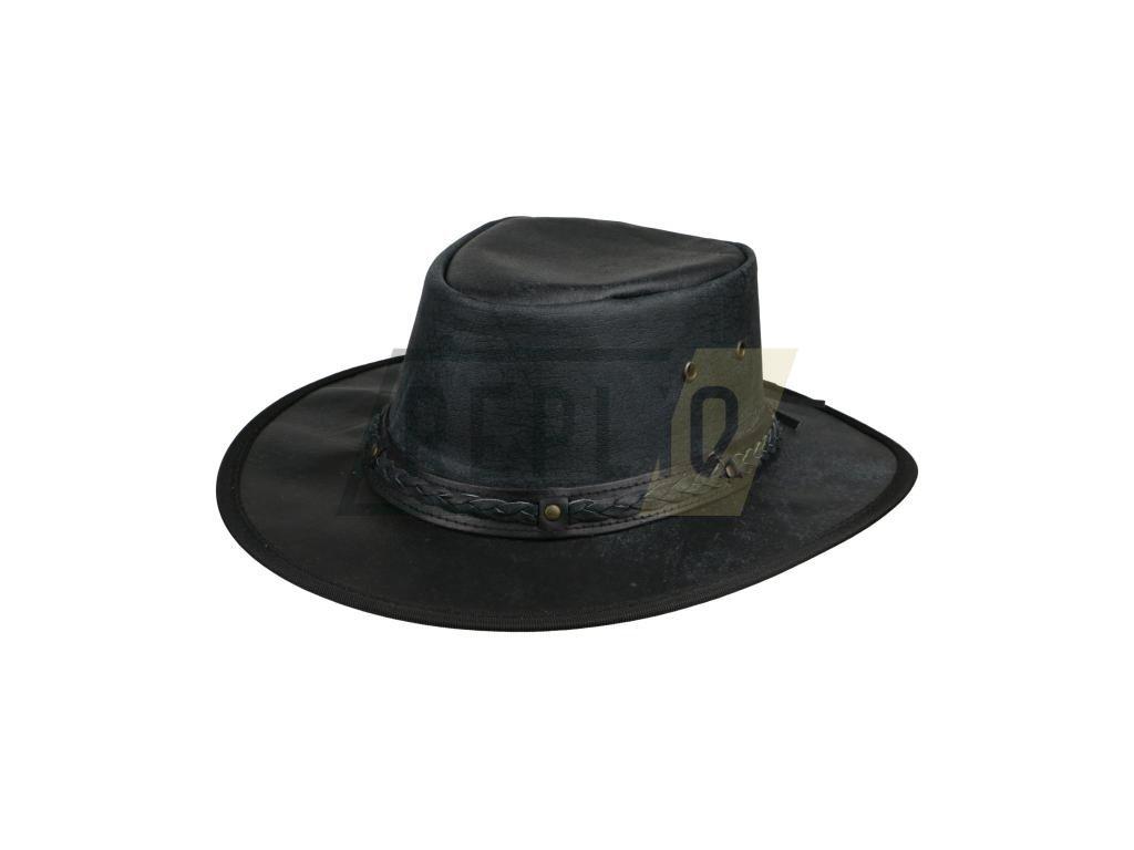 australsky klobouk kozeny och5h86blk t australie 0