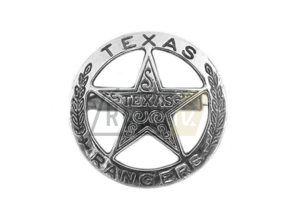 Odznak Texas Ranger