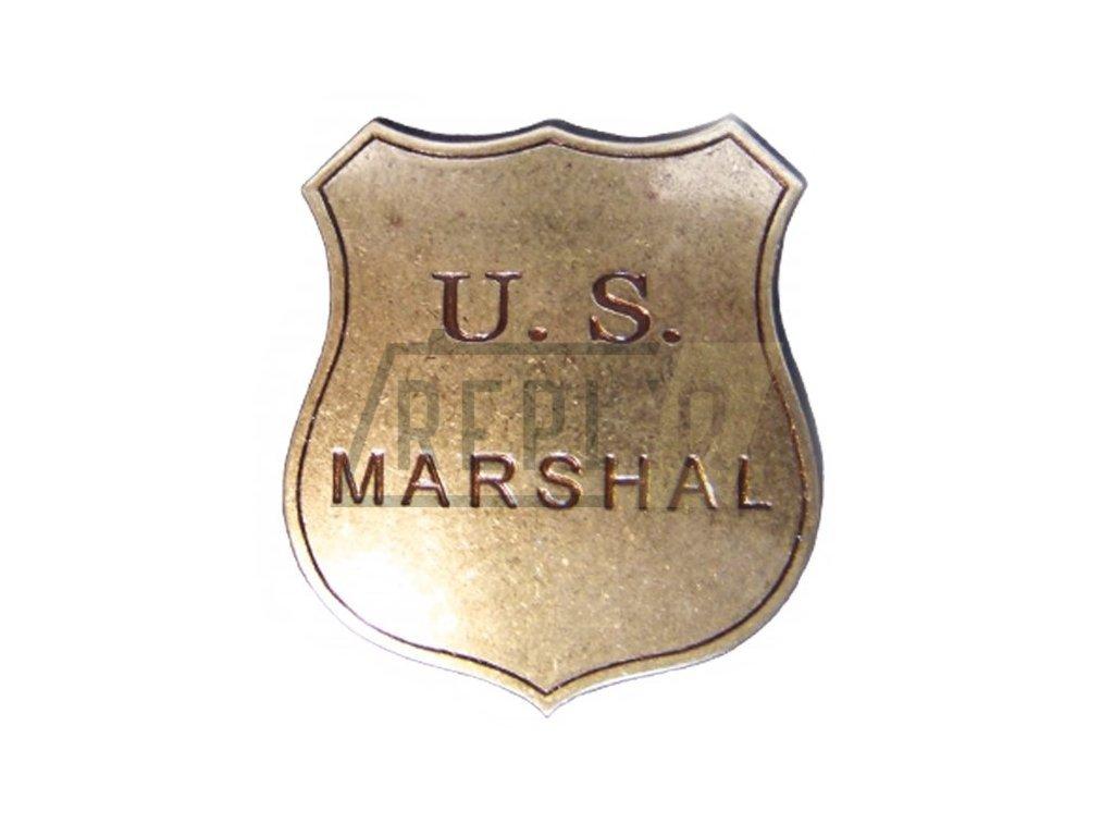 Odznak U.S. Marshal