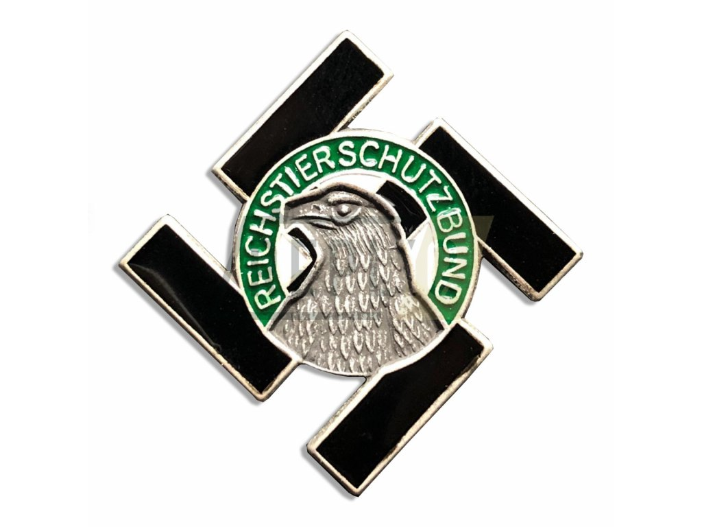 reich s animal protection association badge