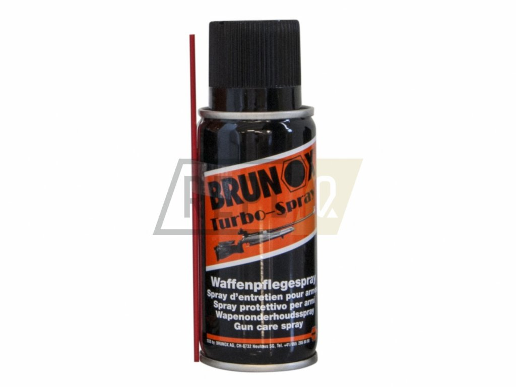 Olej Brunox Turbo Spray 100ml