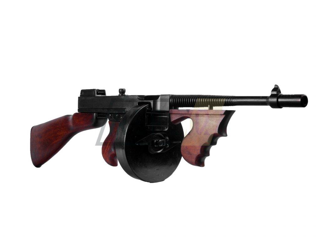 pol pl Denix 1092 replika Thompson M1928 5366 1