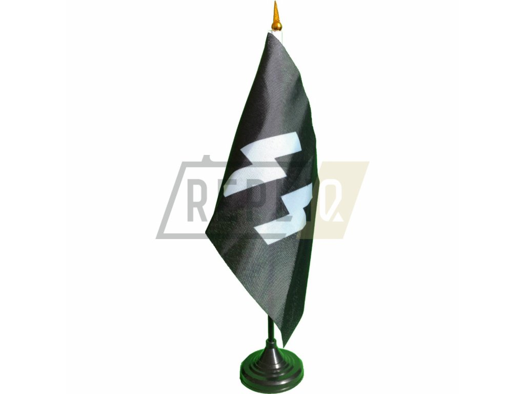 table flag waffen ss (1)