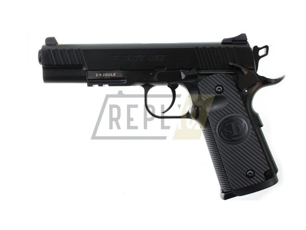Vzduchová pistole ASG STI Duty One 4,5mm